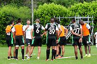 Entrenamiento Deportivo Cali, 05-05-2016. LA I_2016