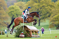 AUS-Christopher Burton rides Jefferson 18 during the CCI-S2* Section F Cross Country. Final-2nd. 2019 GBR-Dodson and Horrell Chatsworth International Horse Trial. Saturday 11 May. Copyright Photo: Libby Law Photography