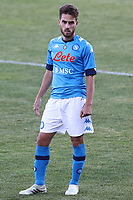 Luca Palmiero of SSC Napoli<br /> during the friendly football match between SSC Napoli and SS Teramo Calcio 1913 at stadio Patini in Castel di Sangro, Italy, September 04, 2020. <br /> Photo Cesare Purini / Insidefoto