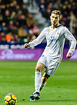Cristiano Ronaldo of Real Madrid in action during the La Liga 2017-18 match between Levante UD and Real Madrid at Estadio Ciutat de Valencia on 03 February 2018 in Valencia, Spain. Photo by Maria Jose Segovia Carmona / Power Sport Images