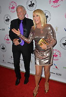 BEVERLY HILLS, CA. October 8, 2016: Alan Hamel &amp; Suzanne Somers at the 2016 Carousel of Hope Ball at the Beverly Hilton Hotel.<br /> Picture: Paul Smith/Featureflash/SilverHub 0208 004 5359/ 07711 972644 Editors@silverhubmedia.com