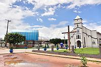 IGREJA DE SÃO FRANCISCO XAVIER - DISTRITO DE QUATRO BOCAS - TOMÉ-AÇU PA (4).jpg<br /> Tomé Açú, Pará, Brasil.<br /> Foto Ivi Tavares<br /> 2017
