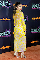 NEW YORK, NY - NOVEMBER 11:  Hailee Steinfeld attends the Nickelodeon Halo Awards 2016 at Pier 36 on November 11, 2016 in New York City.Photo by John Palmer/ MediaPunch
