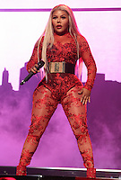 NEW YORK, NY - SEPTEMBER 4, 2016 LiL Kim Performs performs at the Bad Boy Reunion Concert at Madison Square Garden, September 4, 2016 in New York City. Photo Credit: Walik Goshorn / Mediapunch