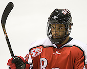 Josh Rabbani (RPI - 24) - The visiting Rensselaer Polytechnic Institute Engineers tied their host, the Northeastern University Huskies, 2-2 (OT) on Friday, October 15, 2010, at Matthews Arena in Boston, MA.