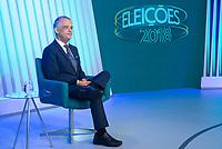SÃO PAULO, SP, 25.10.2018 - ELEIÇÕES-2018 - O candidato à governador Márcio França (PSB) durante o debate entre candidatos ao governo de São Paulo na TV Globo, nesta quinta-feira, 25, em São Paulo. (Foto: Anderson Lira/Brazil Photo Press)