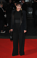 Frances Barber at the &quot;Film Stars Don't Die in Liverpool&quot; 61st BFI LFF Mayfair Hotel gala, Odeon Leicester Square, Leicester Square, London, England, UK, on Wednesday 11 October 2017.<br /> CAP/CAN<br /> &copy;CAN/Capital Pictures