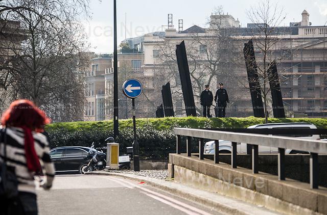 &quot;Vanguard&quot;.<br /> <br /> London &amp; Londoners 2014