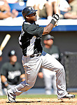 18 March 2007: Florida Marlins infielder Hanley Ramirez in action against the Washington Nationals at Space Coast Stadium in Viera, Florida...Mandatory Photo Credit: Ed Wolfstein Photo