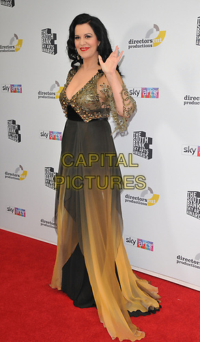 Angela Gheorghiu at the South Bank Sky Arts Awards 2019, The Savoy Hotel, The Strand, London, England, UK, on Sunday 07th July 2019.<br /> CAP/CAN<br /> ©CAN/Capital Pictures