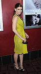 "Kate Mara at the Los Angeles premiere of ""Deadfall"" held at The Archlight Cinema November 29, 2012"