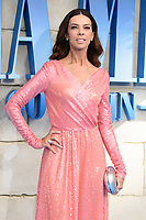 """Terri Seymour<br /> arriving for the """"Mama Mia! Here We Go Again"""" World premiere at the Eventim Apollo, Hammersmith, London<br /> <br /> ©Ash Knotek  D3415  16/07/2018"""