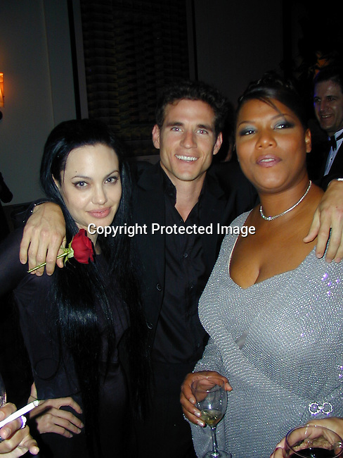 Angelina Jolie, Dean Kelly &amp;Queen Latifah<br />
