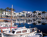 ESP, Spanien, Balearen, Menorca, Fornells: Fischerdorf an der Nordkueste | ESP, Spain, Balearic Islands, Menorca, Fornells: fishing village at the north coast