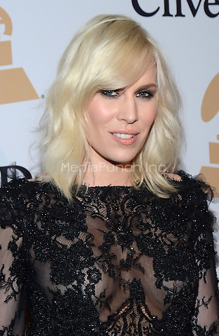 BEVERLY HILLS, CA -  FEBRUARY 7: Natasha Bedingfield arrives at the 2015 Pre-Grammy Gala & Grammy Salute to Industry Icons at the Beverly Hilton Hotel on February 7, 2015 in Beverly Hills, California. Credit: PGTW/MediaPunch