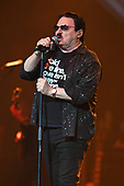 HOLLYWOOD FL - JUNE 30: Bobby Kimbell of Toto performs at Hard Rock Live held at the Seminole Hard Rock Hotel & Casino on June 30, 2017 in Hollywood, Florida. : Credit Larry Marano © 2017