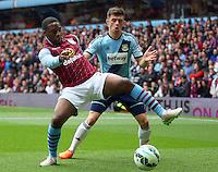 Aston Villa vs West Ham United 09-05-15