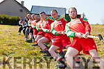 Members of the <br /> Jeff Smith, Cyril Smith, James kelliher, Kieran McNamara, Vincent Hilliard, David Maunsell, Jackie McCarthy, Geraldine McCarthy and Eoin O'Shea.On May 10th Castlegregory will host the 4th Round of the Munster Tug of War league. Pictured were members of the Castlegregory team. Jeff Smith, Cyril Smith, James Kelliher, Kieran McNamara, Vincent Hilliard, David Maunsell, Jackie McCarthy, Geraldine McCarthy and Eoin O'Shea.