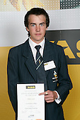 Boys Equestrian (Eventing) winner Oliver Steele. ASB College Sport Young Sportperson of the Year Awards 2007 held at Eden Park on November 15th, 2007.