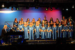 Augustinian Gospel Choir performing at the Barbican Centre Drogheda. Photo:Colin Bell/pressphotos.ie