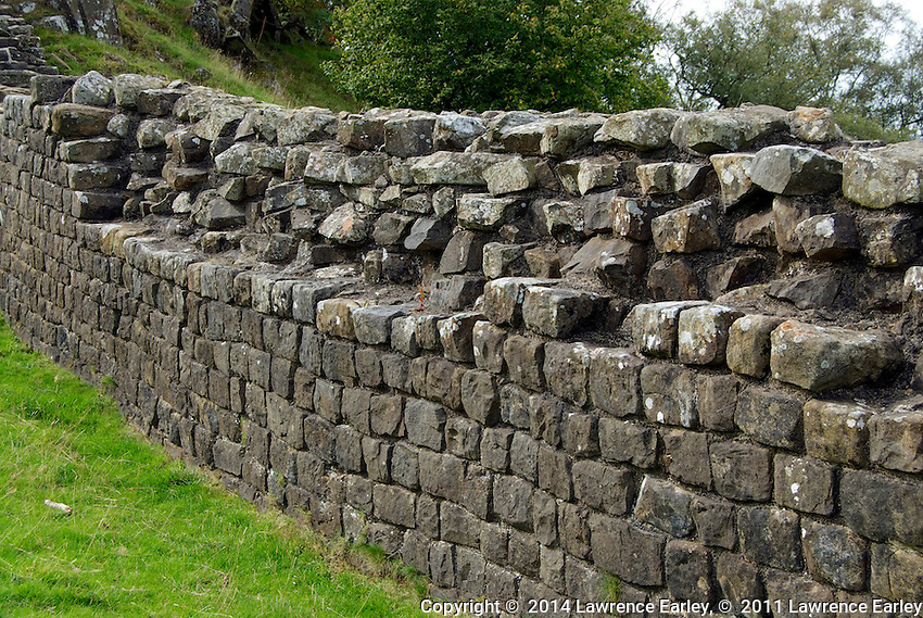 Day 3 - The Wall on the way to Gilsland
