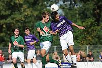 VOETBAL: WOLVEGA: 14-09-2014, FC Wolvega - SV Olyphia, uitslag 5-3, ©foto Martin de Jong