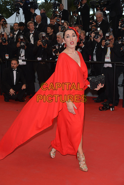 Rossy de Palma attend the Premiere of 'Irrational Man' during the 68th annual Cannes Film Festival on May 15, 2015 in Cannes, France.<br /> CAP/PL<br /> &copy;Phil Loftus/Capital Pictures