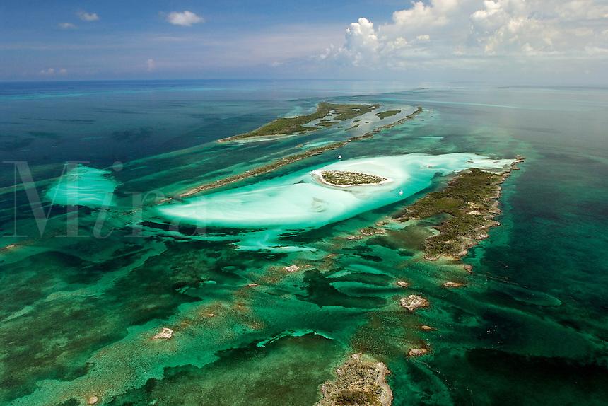 Double-Breasted Cay, Ragged Island Chain, Bahamas, Atlantic Ocean