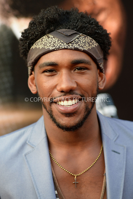 WWW.ACEPIXS.COM<br /> July 21, 2014 New York City<br /> <br /> Brandon Smith attending the 'Get On Up' premiere at The Apollo Theater on July 21, 2014 in New York City.<br /> <br /> Please byline: Kristin Callahan/AcePictures<br /> <br /> ACEPIXS.COM<br /> <br /> Tel: (212) 243 8787 or (646) 769 0430<br /> e-mail: info@acepixs.com<br /> web: http://www.acepixs.com
