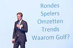 AMERSFOORT - NVG directeur Lodewijk Klootwijk. Nationaal Golf Congres & Beurs (Het Juiste Spoor) van de NVG.     © Koen Suyk.