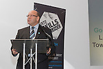 17/07/2015 The IRTE Skills Challenge 2015 prize-giving takes place at The National Motorcycle Museum, Birmingham. Gerry Fleming closes the formal awards event.