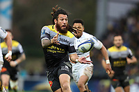 Rene Ranger of La Rochelle  during the European Champions Cup match between La Rochelle and London Wasps on December 10, 2017 in La Rochelle, France. (Photo by Manuel Blondeau/Icon Sport)