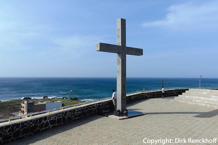 Cruz de Papa, Praia, Santiago, Kapverden, Afrika