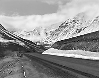 """Dalton Highway Through Atigun Pass""<br />