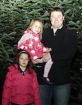 Grace, Hazel and Dominic Carthy at the Lighting of the Christmas Lights, Drogheda...(Photo credit should read Jenny Matthews www.newsfile.ie)....This Picture has been sent you under the conditions enclosed by:.Newsfile Ltd..The Studio,.Millmount Abbey,.Drogheda,.Co Meath..Ireland..Tel: +353(0)41-9871240.Fax: +353(0)41-9871260.GSM: +353(0)86-2500958.email: pictures@newsfile.ie.www.newsfile.ie.
