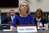 Homeland Security Secretary Kirstjen Nielsen Testifies to Congress