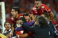 Deportivo Independiente Medellín vs Cortuluá 12-06-2016. LA I_2016