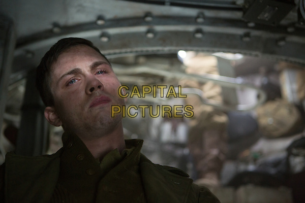 Logan Lerman<br /> in Fury (2014)  <br /> *Filmstill - Editorial Use Only*<br /> CAP/NFS<br /> Image supplied by Capital Pictures