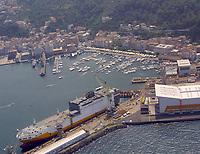 Castellamare di stabia cantieri navali e porto