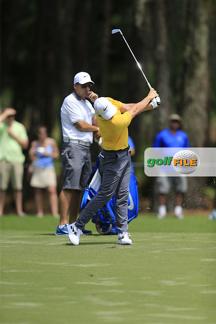 Rory McIlroy (NIR) during practice for the Players, TPC Sawgrass, Championship Way, Ponte Vedra Beach, FL 32082, USA. 11/05/2016.<br /> Picture: Golffile | Fran Caffrey<br /> <br /> <br /> All photo usage must carry mandatory copyright credit (&copy; Golffile | Fran Caffrey)