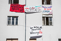 2018/05/20 Berlin | Hausbesetzungen