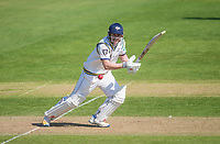 Picture by Allan McKenzie/SWpix.com - 20/04/2018 - Cricket - Specsavers County Championship - Yorkshire County Cricket Club v Nottinghamshire County Cricket Club - Emerald Headingley Stadium, Leeds, England - Yorkshire's Andrew Hodd hits out.