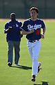 Kenta Maeda (Dodgers),<br /> FEBRUARY 21, 2016 - MLB :<br /> Los Angeles Dodgers spring training baseball camp in Glendale, Arizona, United States. (Photo by AFLO)