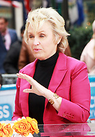 NEW YORK, NY - NOVEMBER 14: Tina Brown pictured promoting her book, The Vanity Fair Diaries: 1983 - 1992, during an appearance on Access Hollywood in New York City on November 14, 2017. Credit: RW/MediaPunch