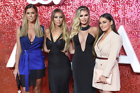Chloe Meadows, Lauren Pope, Chloe Sims and Courtney Green<br /> at the ITV Gala 2017 held at the London Palladium, London<br /> <br /> <br /> ©Ash Knotek  D3349  09/11/2017