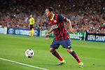 UEFA Champions League 2013/2014.<br /> FC Barcelona vs AFC Ajax: 4-0 - Game: 1.<br /> Adriano.