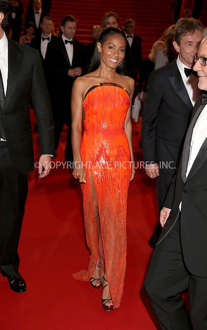 "WWW.ACEPIXS.COM . . . . .  ..... . . . . US SALES ONLY . . . . .....May 18 2012, Cannes....Jada Pinkett Smith at the premiere of ""Madagascar 3: Europe's Most Wanted"" at the Cannes Film Festival on May 18 2012 in France ....Please byline: FAMOUS-ACE PICTURES... . . . .  ....Ace Pictures, Inc:  ..Tel: (212) 243-8787..e-mail: info@acepixs.com..web: http://www.acepixs.com"