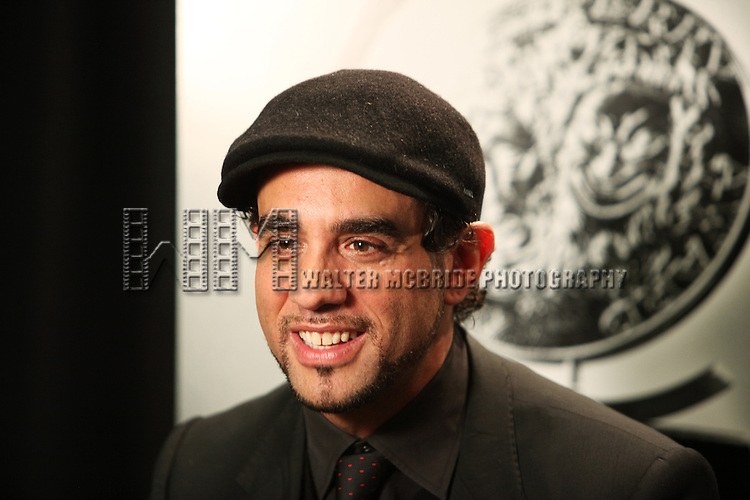 Bobby Cannavale.attending the 65th Annual Tony Awards Meet The Nominees Press Reception at the Millennium Hotel in New York City. © Walter McBride / WM Photography / Retna Ltd.
