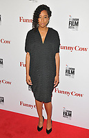 Corinne Bailey Rae at the &quot;Funny Cow&quot; 61st BFI LFF Laugh screening, Vue West End, Leicester Square, London, England, UK, on Monday 09 October 2017.<br /> CAP/CAN<br /> &copy;CAN/Capital Pictures