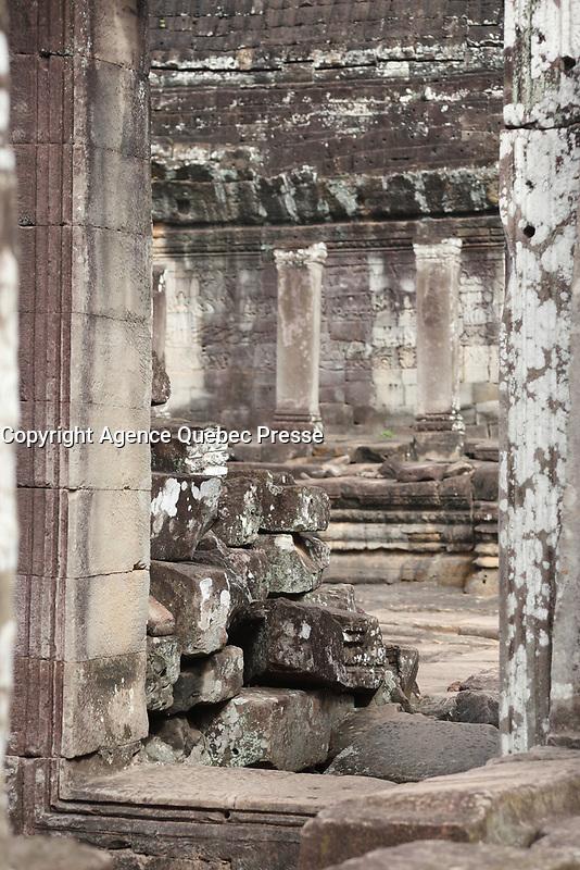 Siem reap temples  ruins